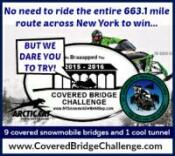Covered Bridge Challenge
